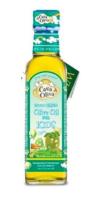 OLIVE OIL FOR KIDS