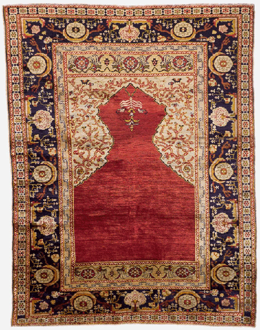 Rugs Decorated With Architectural Motifs Serving As Models For Centuries Of Village Weavers And Textiles Across Anatolia Turkish Rug Carpet